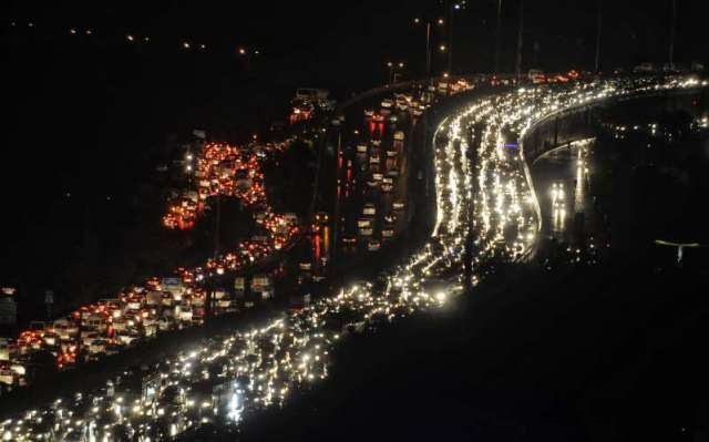Want Anxiety? Look At The Worst Traffic Jams