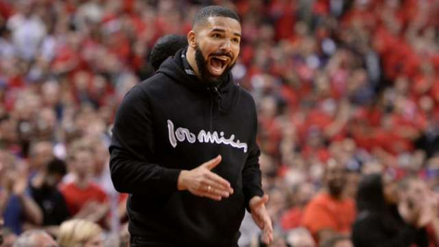 The NBA is Sick of Drake's Antics and Stepping In Ahead of the NBA Finals