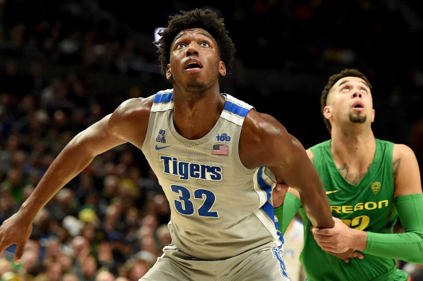 NCAA Making James Wiseman Pay a Charity, Even Though the NCAA Doesn't Pay James Wiseman