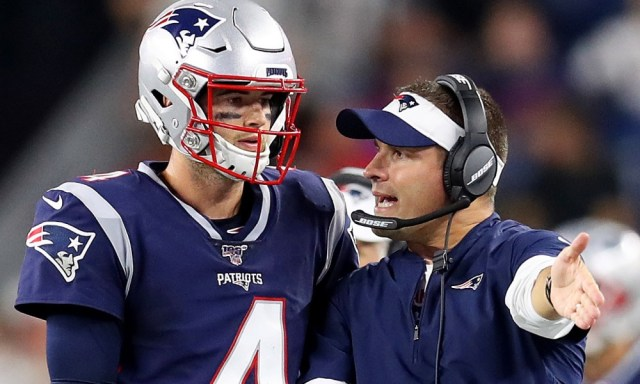 What Is Happening With The Patriots QB Situation
