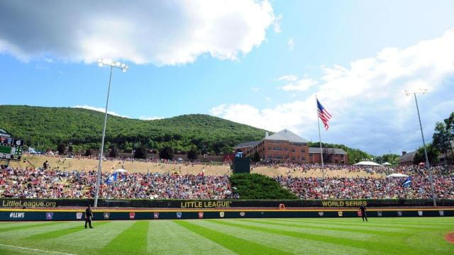 The Little League World Series Has Been Cancelled For the First Time In Its History