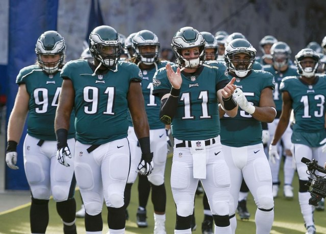 Who's The Ugliest Eagles Player?