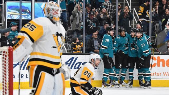Penguins Forget What The First Round Is