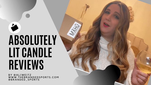 Absolutely Lit Candle Reviews:  MĀHŪ Candles