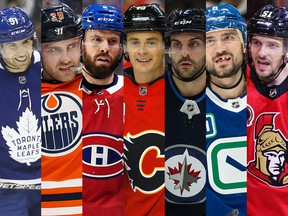NHL Season Preview: North Division