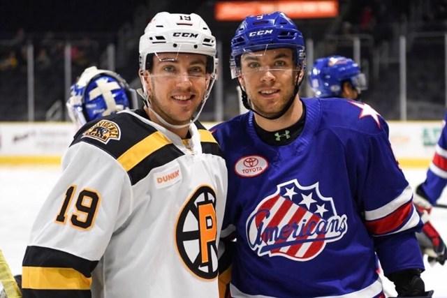 Phantoms Sign Cousin of Flyers Fan Favorite