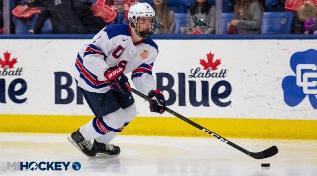 BREAKING: Flyers Sign Cam York