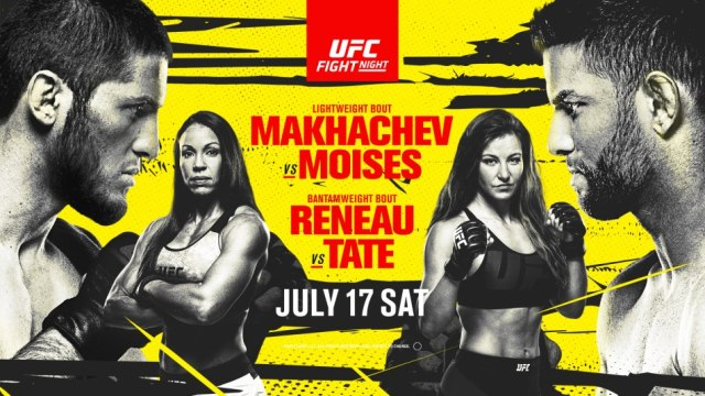 Breaking Down UFC Vegas 31: Makhachev vs Moises