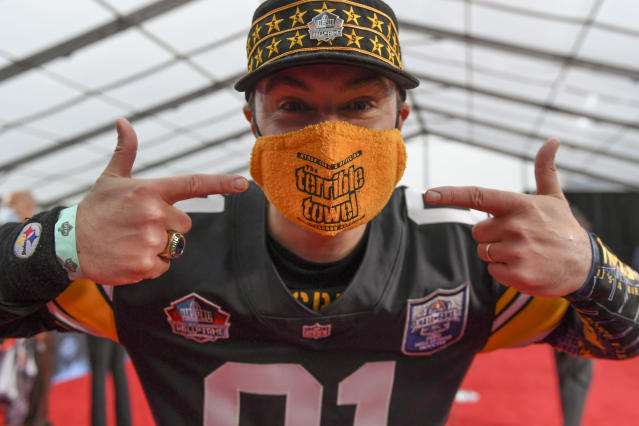 Breaking News:  Masks Required To Attend NFL Preseason Game in PA!
