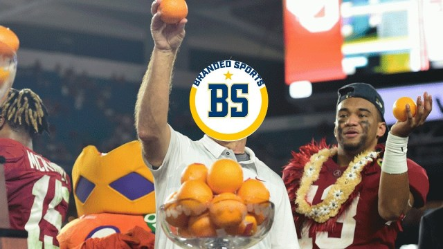 Branded Sports Is Heading To The Orange Bowl And You Can Win Up To $30,000. Follow @OddsCrowd ASAP!
