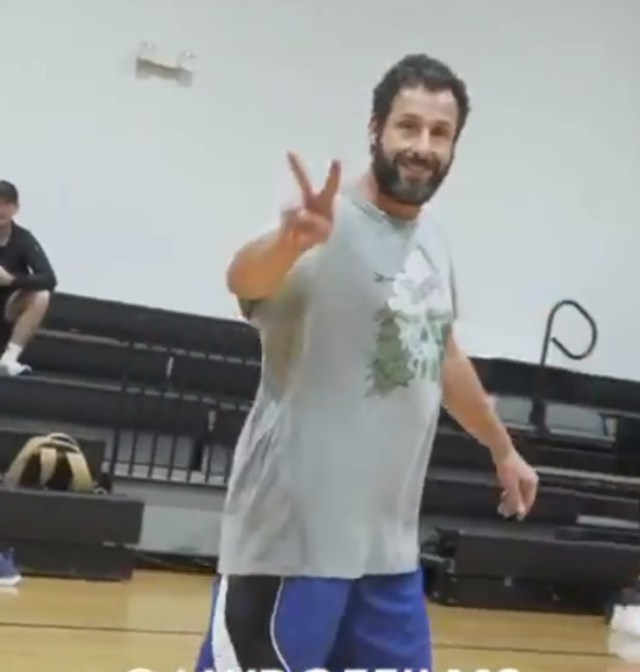 Adam Sandler Is Probably Going To Sign With The Lakers