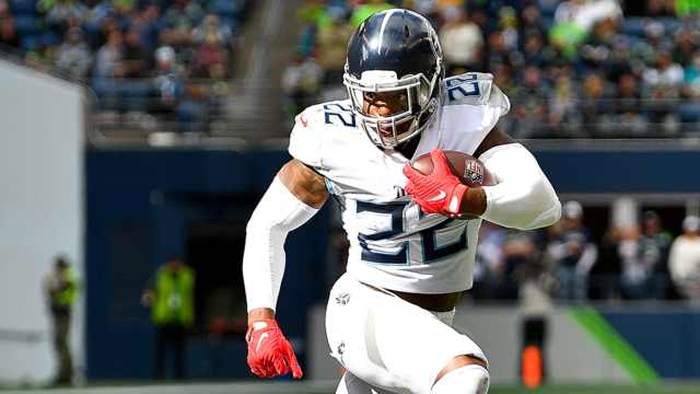 Why does this podcast keep disrespecting Derrick Henry?