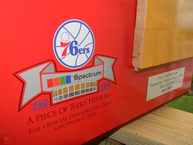 The Sixers New Alternate Jerseys Are An Ode To The Spectrum