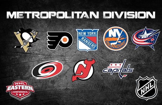 NHL Season Preview: Metropolitan Division