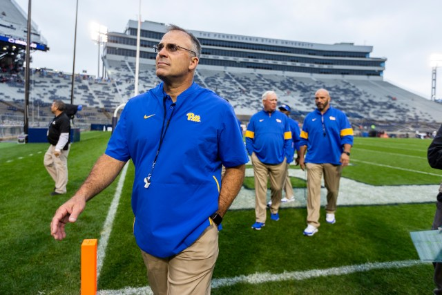 The End of Times are Here: Pat Narduzzi Defends James Franklin
