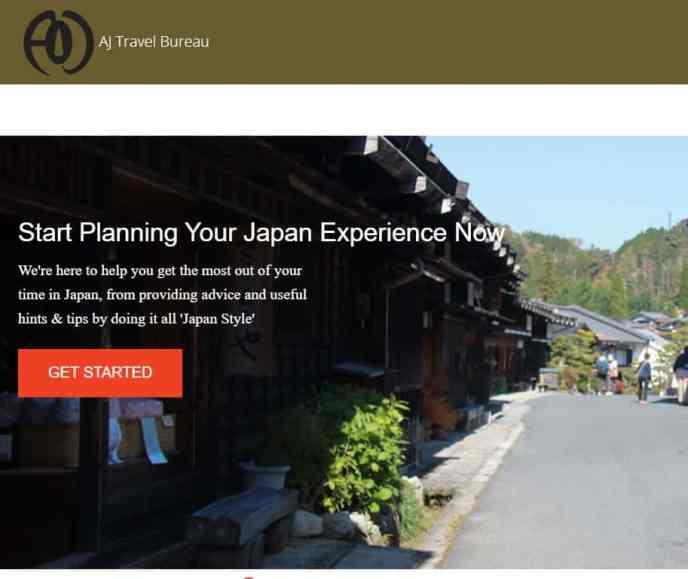 Japanese Travel Consultant