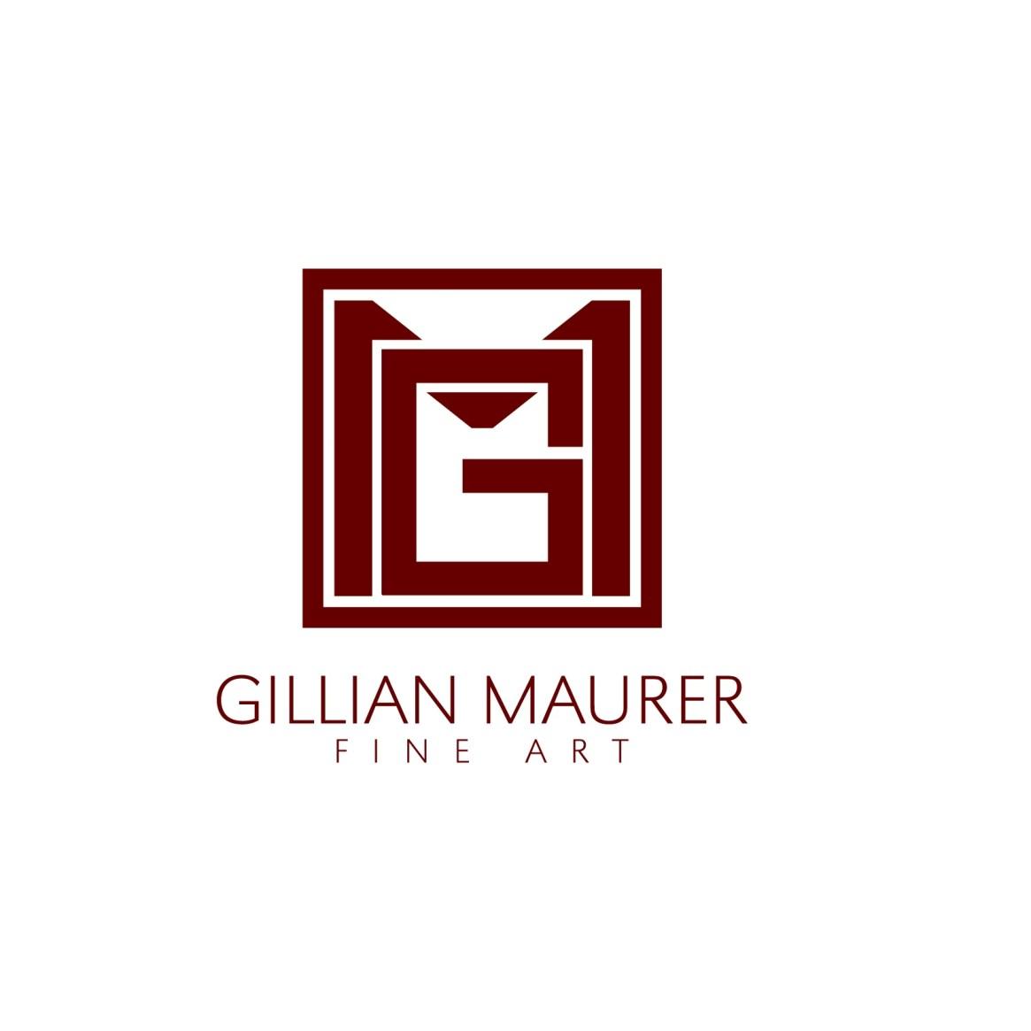 Gillian Maurer Fine Art Logo