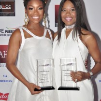 Brandy and Angela Robinson