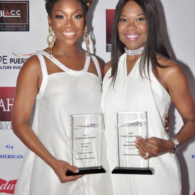 Brandy and Angela Robinson
