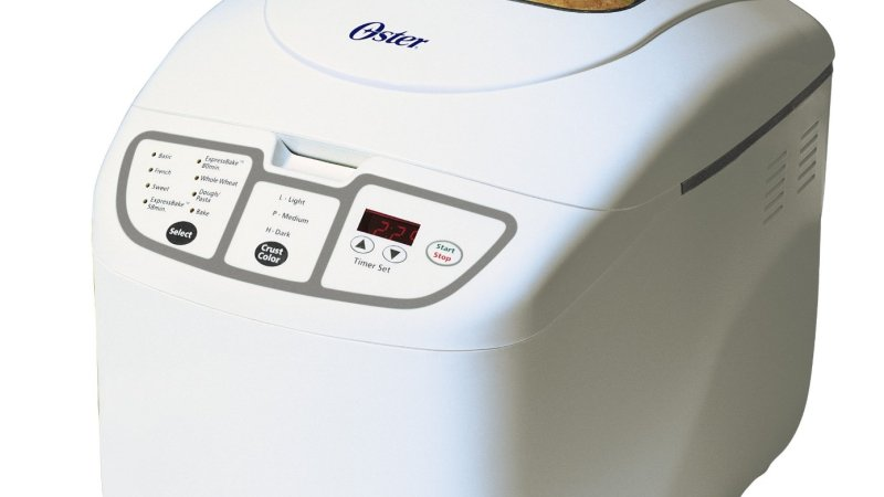 Caring for Your Bread Machine