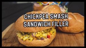 Chickpea Smash Sandwich Filler