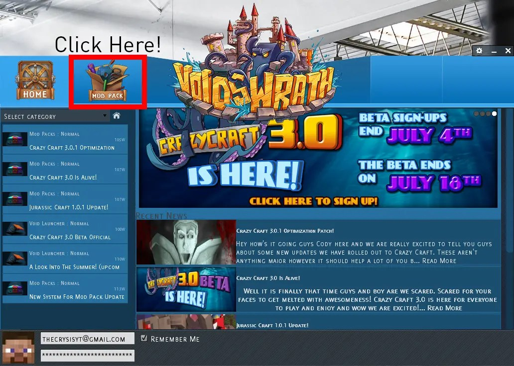 How To Download & Install Crazy Craft 3 0 - TheBreakdown xyz