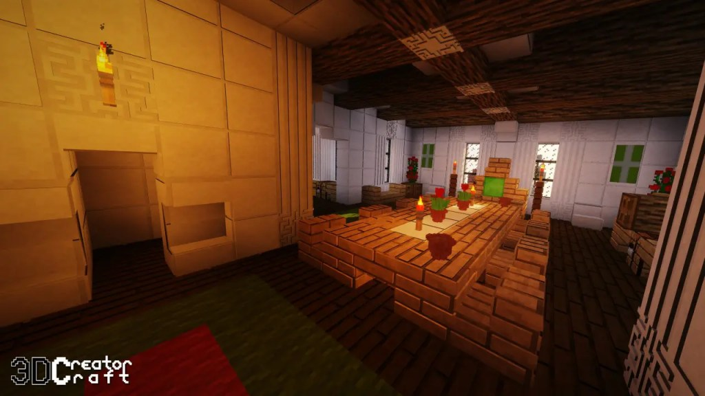 3d creator craft - 3d resource pack for minecrat