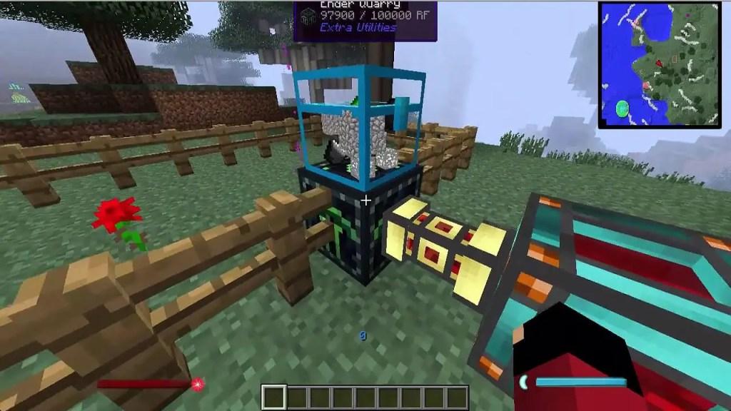 Modded Minecraft Screenshot - How To Download & Install Minecraft Mods
