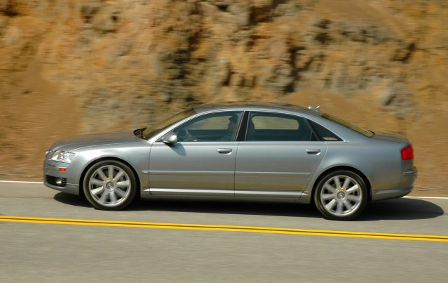 Audi A8 - Look Rich for Cheap