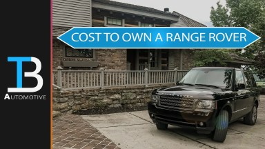 Cost to Own a Range Rover