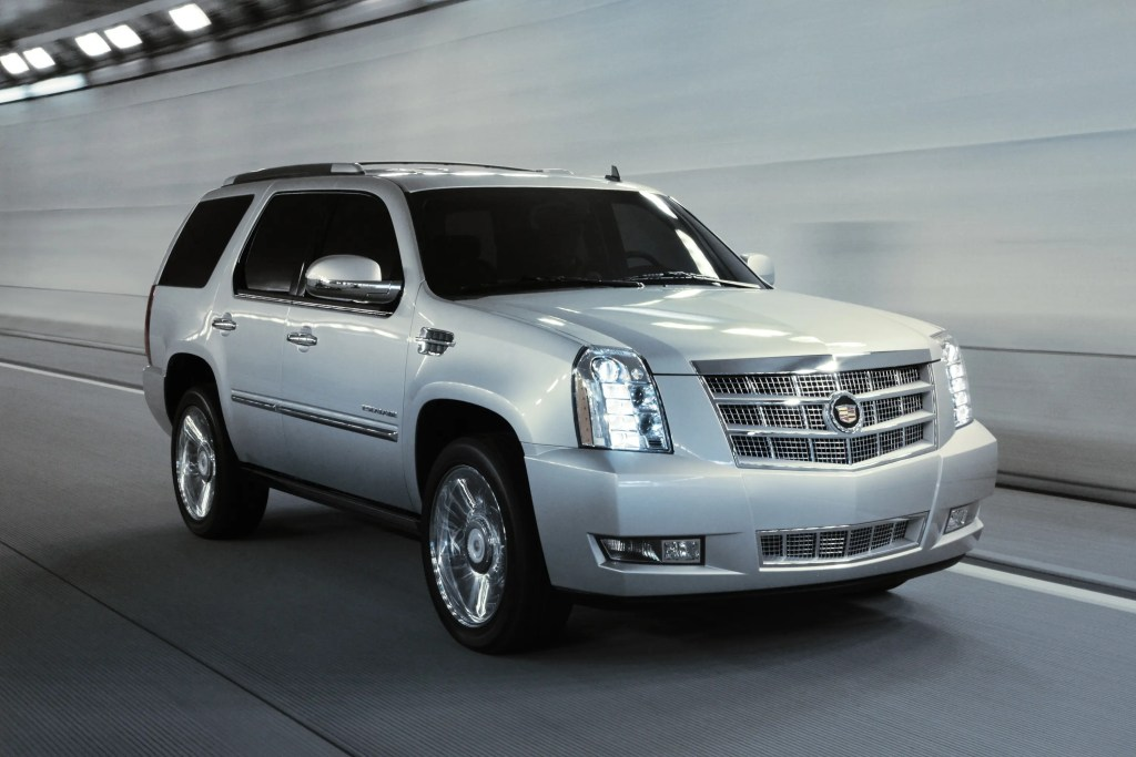 Cadillac Escalade - Best Used Luxury SUVs
