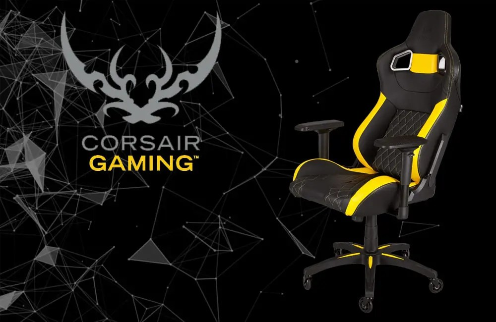 Corsair T1 - Best PC Gaming Office Chair