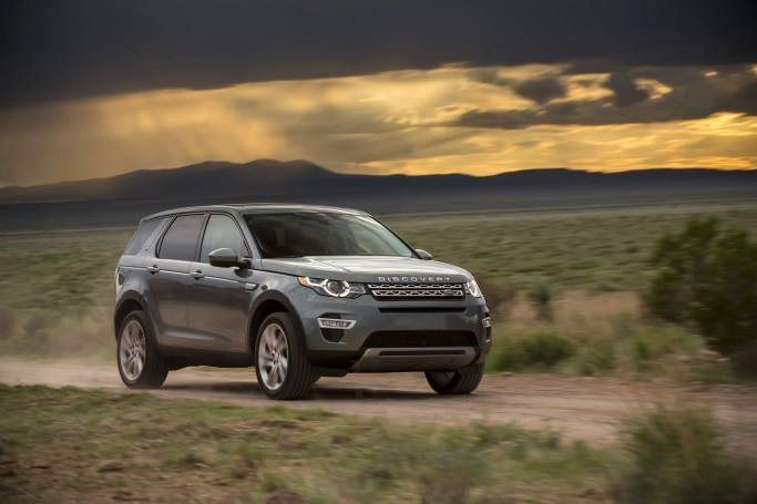 Land Rover Discovery Sport - Difference in Land Rover and Range Rover