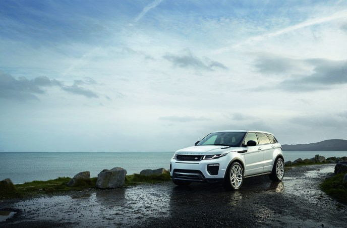 Range Rover Evoque - Difference in Land Rover and Range Rover