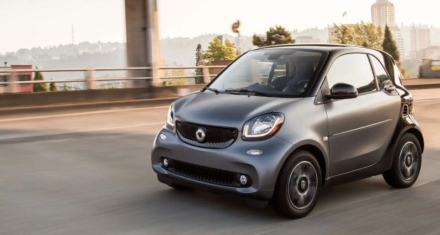 smart fortwo - Best New Cars Under $20,000