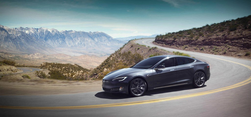 Tesla Model S - Used Luxury Cars to Avoid