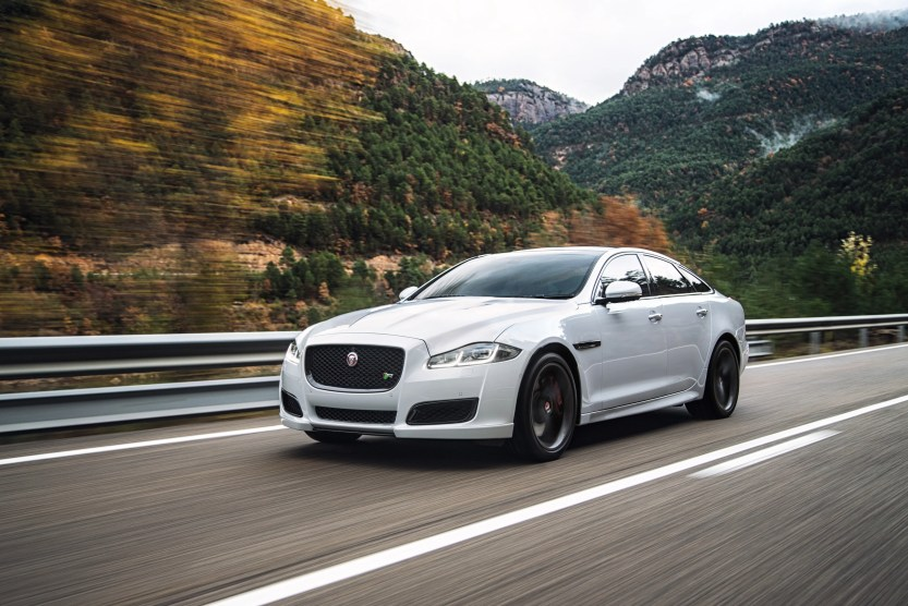 Jaguar XJ - Best Used Luxury Sedans