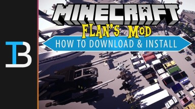 How To Download & Install Flan's Mod in Minecraft