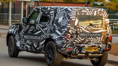 2020 Land Rover Defender Price & Release Date