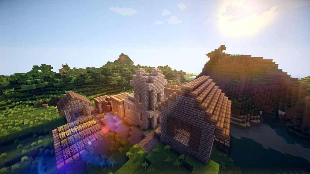Chocapic13 Shaders Minecraft - Top 5 Minecraft Servers in Minecraft