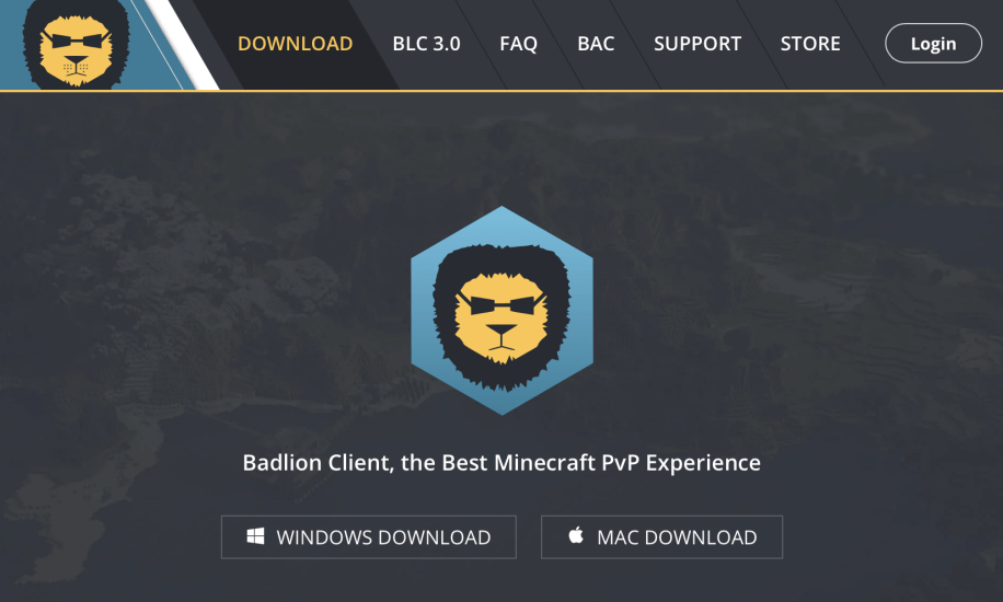 Badlion Download Page