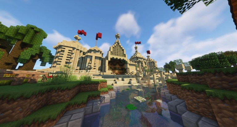 The Seed Minecraft Survival Server Build