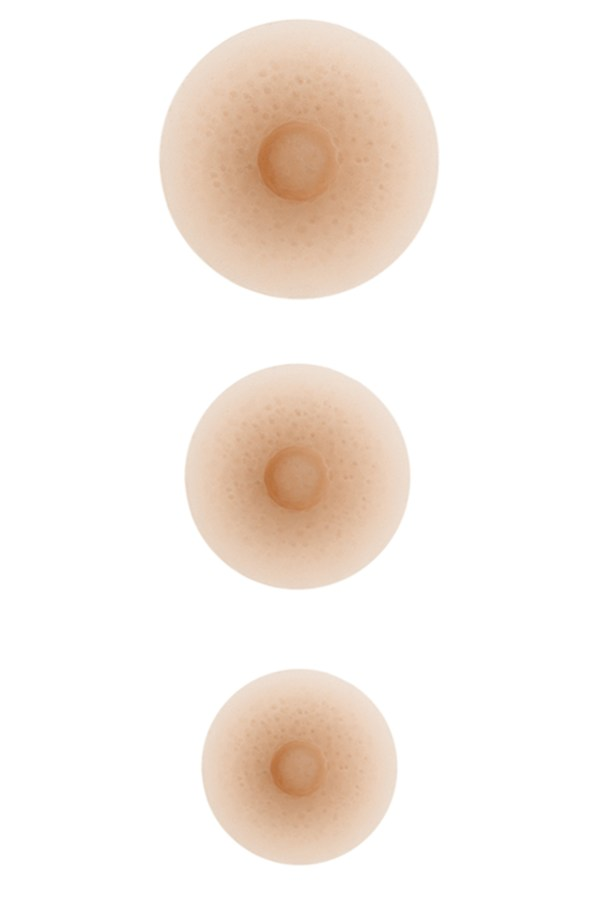 AMOLUX Attachable nipples for breast forms
