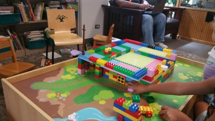 library legos