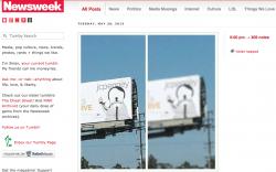Newsweek Tumblr