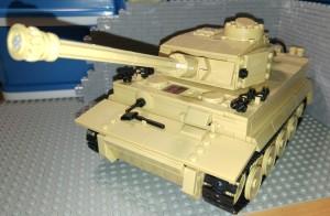 Kazi 82011 Tiger Front