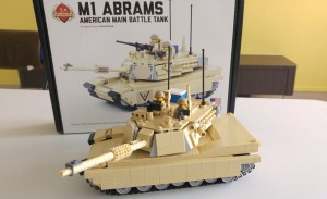 BM829 - M1A2 with Box