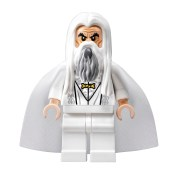 LEGO-Tower-Of-Orthanc-10237 Saruman Minifigure