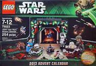 75023 Lego Star Wars Advent Calendar 2013
