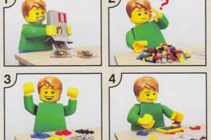 How To Make A Lego Set